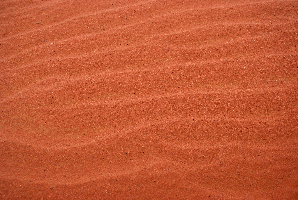 Unity 3d Wallpaper Wadi Rum Red Desert Sand Waves Of Sand In The