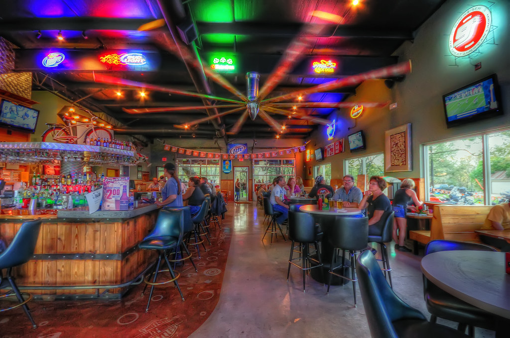 Propeller Ceiling Fan Hardtails | Here In Georgetown, Tx, We Have A New Bar
