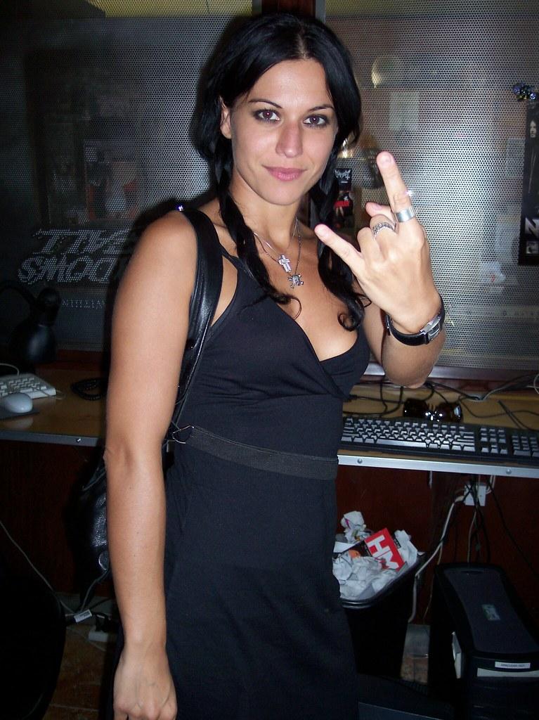 3d Pictures Live Wallpaper Cristina Scabbia Of Lacuna Coil Cristina Scabbia Of