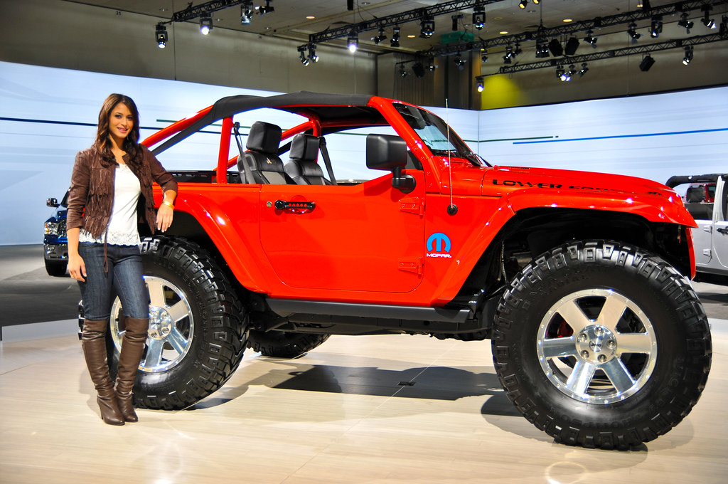 New 3d Wallpaper Jeep Lower Forty Concept Lexster05 Flickr