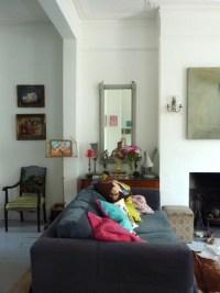 Kathy Dalwood {eclectic vintage modern bohemian living roo ...