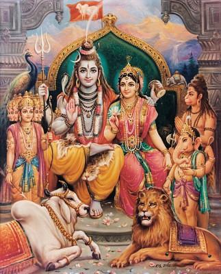 Hanuman Animated Wallpaper Shiv Shankar Parivar शून्यस्यः Flickr