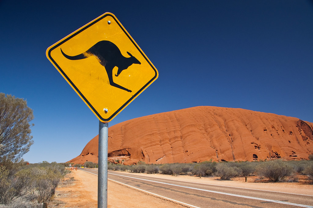 N Wallpaper 3d Hd Kangaroo Sign Bluedeviation Flickr