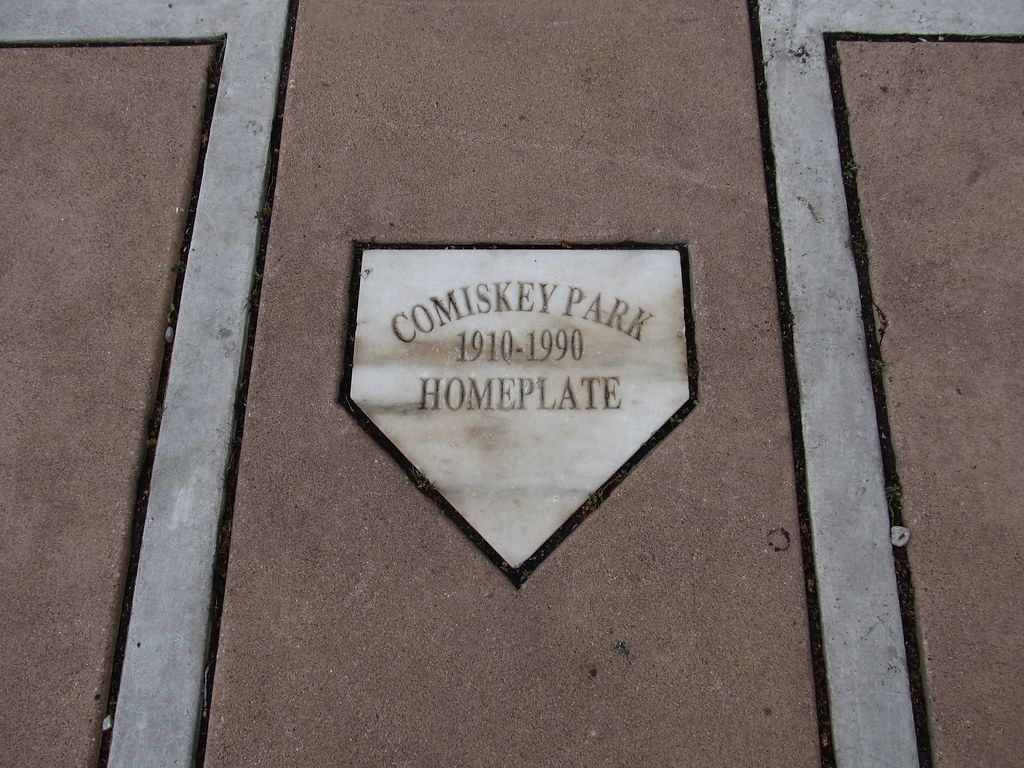 3d Home Design Location Of Old Comiskey Park Home Plate, U.s. Cellular Fi