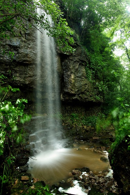 Falls Wallpaper Waterfall Amphitheater Falls Clifton Gorge Ohio Flickr Photo