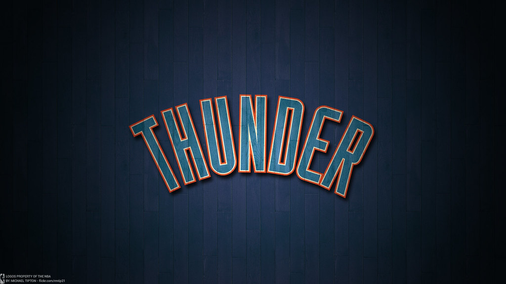 Free Wallpaper 3d 1080p 2013 Oklahoma City Thunder 2 Michael Tipton Flickr