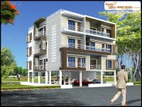 Modern Apartment Exterior Design | Modern Apartment ...