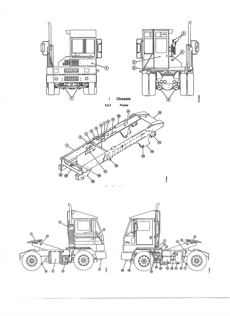 ottawa yard tractor ledningsdiagram