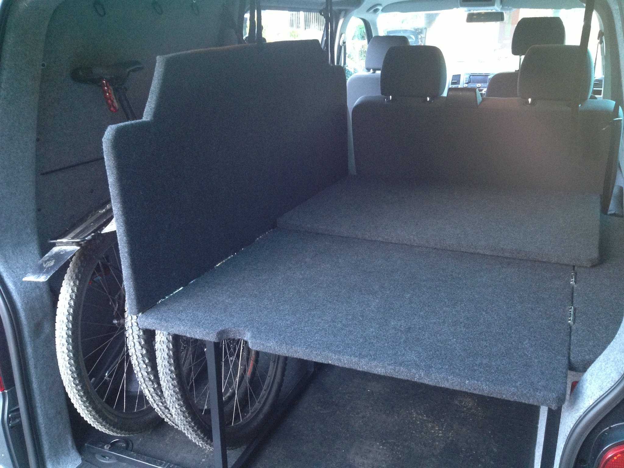 Fold Up Bed Ikea Exploria Kombi Bed - Vw T4 Forum - Vw T5 Forum