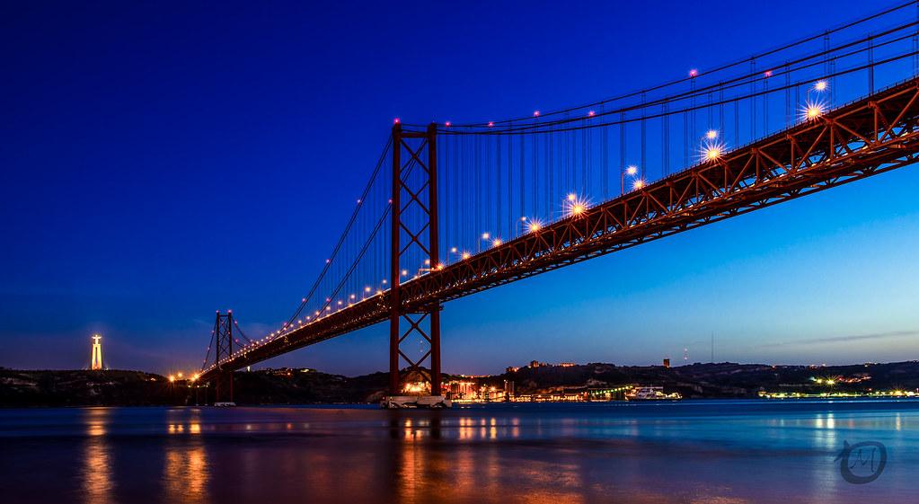 Lisbon Wallpaper Hd Ponte 25 De Abril Watch My Sunsettimelapse On Youtube