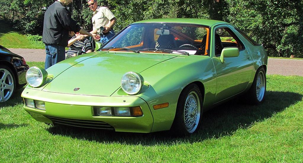 1978 porsche 928 quot perlglanz quot lint green metallic