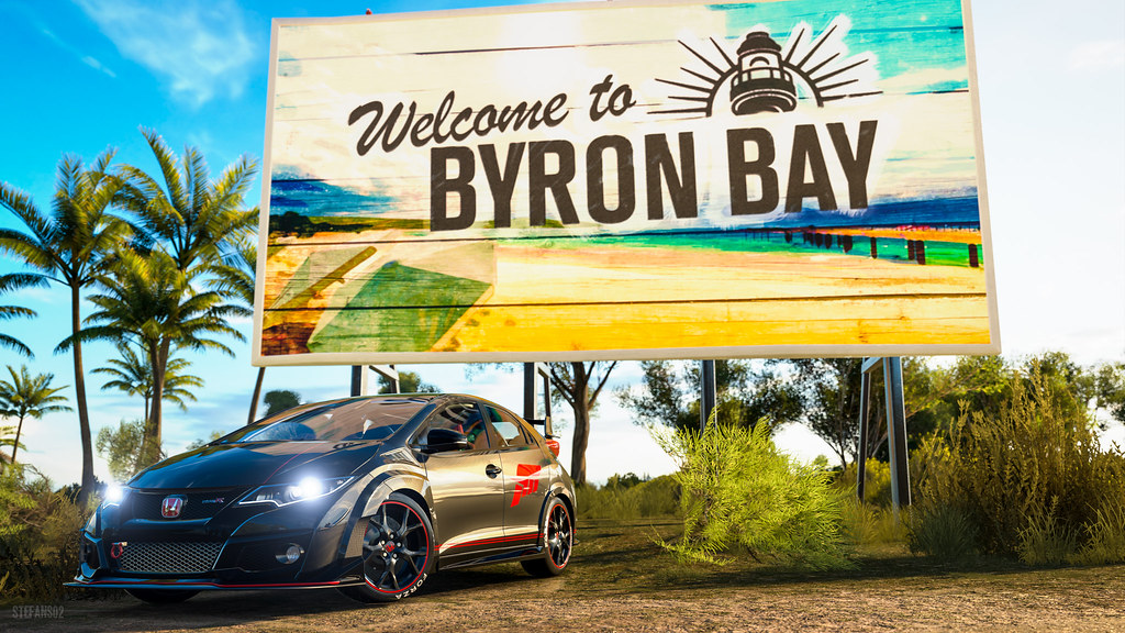 Wallpaper Full Color Hd Forza Horizon 3 Welcome To Byron Bay Screenshot Of The