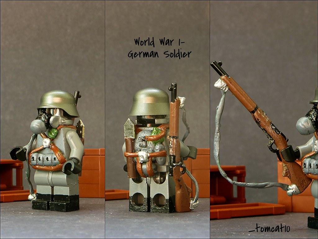 Gun Wallpaper 3d Ww1 German Soldier Possibly My Best Custom Yet So I