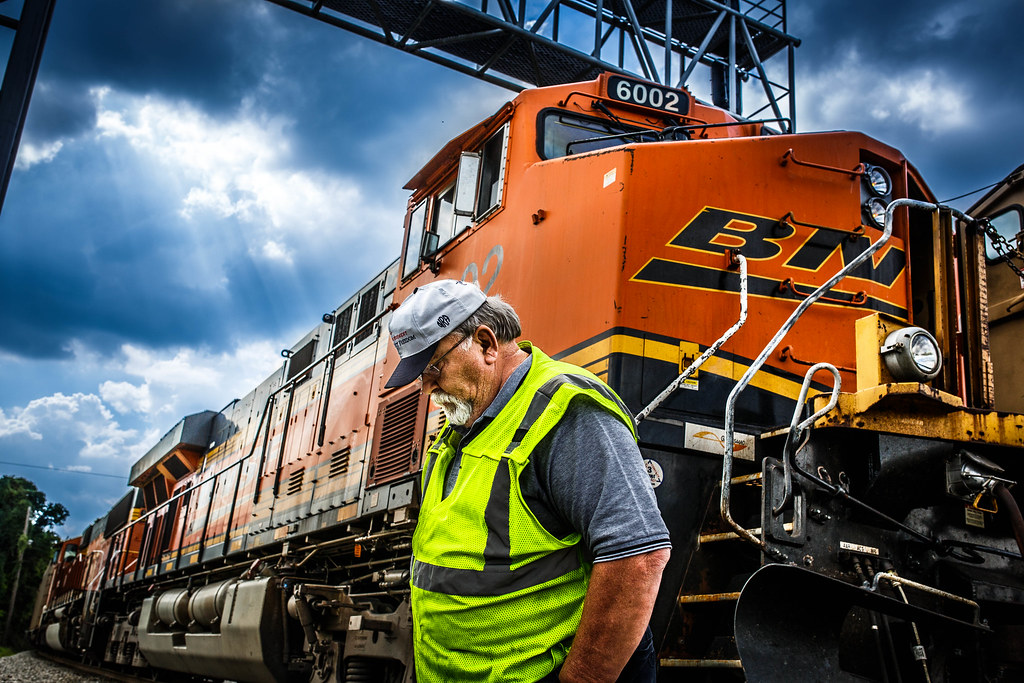 Freight Train Conductor Moving the world\u0027s coal 12 hours a\u2026 Flickr - frieght conductor