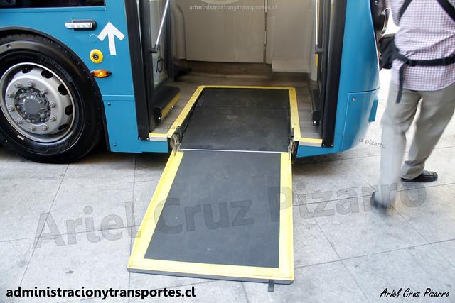 Transantiago | Metbus | ADL Enviro 500 / FLXT45