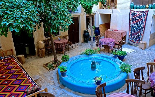 PARHAMI TRADITIONAL HOUSE IN SHIRAZ, IRAN