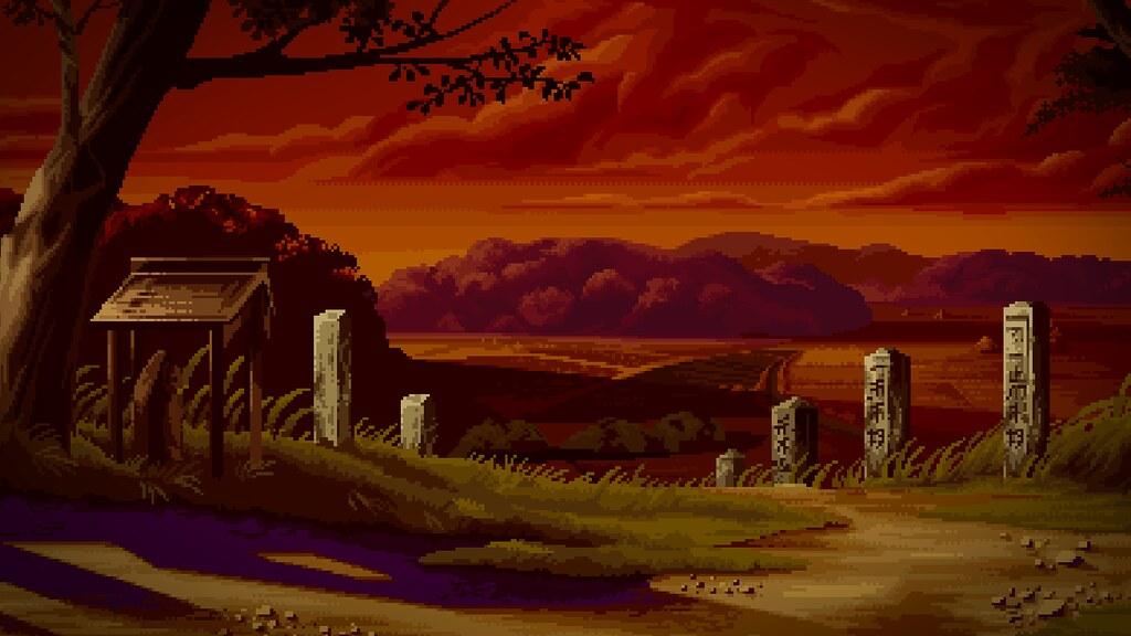 3d Background Wallpaper 4k Sunset Pixel Art Wallpaper Trabajos De Pixel Art En