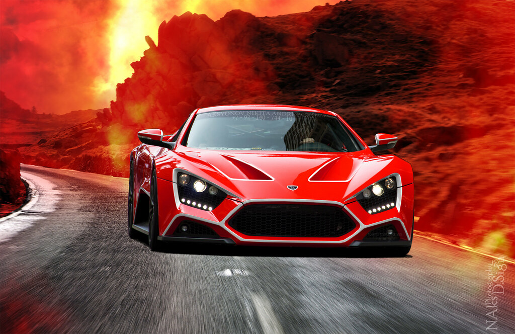 Fast And Furious 8 Cars Wallpaper Hd Zenvo St1 Hell Ride Www Flickr Com Photos 87840775 N07
