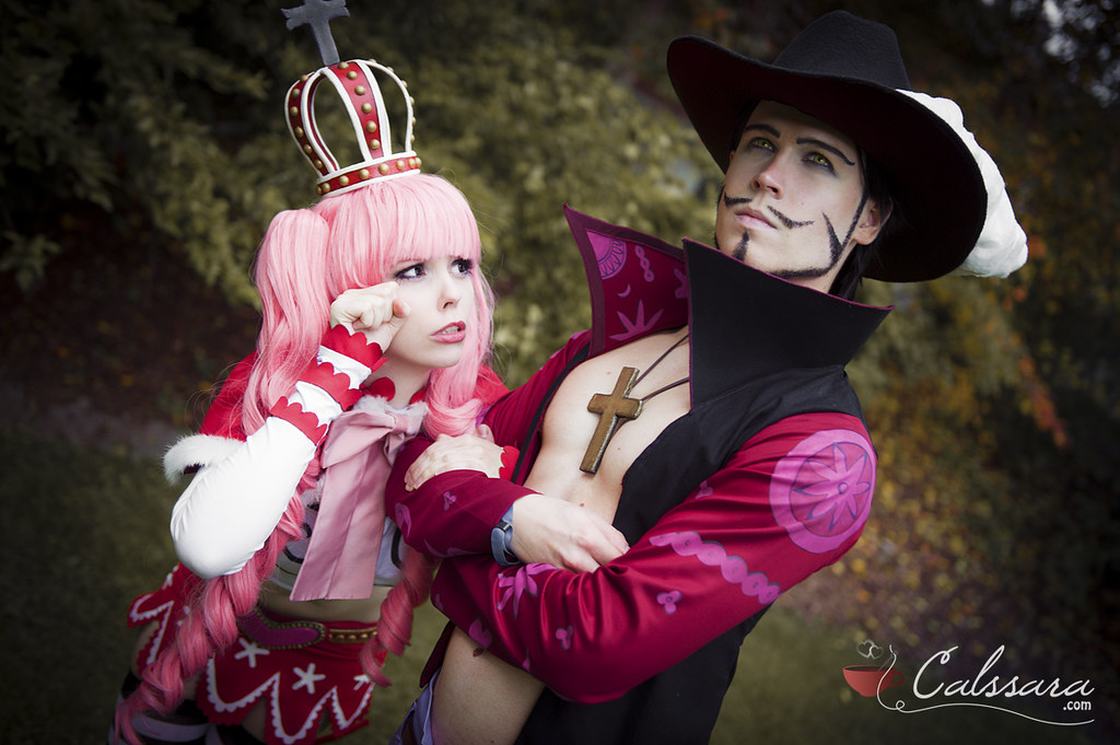 Wallpaper One Piece New World 3d Perona And Mihawk One Piece Me As Perona And Elffi As