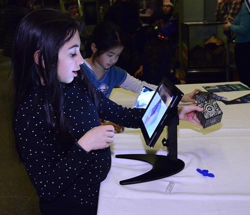 Family Game Night, Public Programs, 3/31/2017