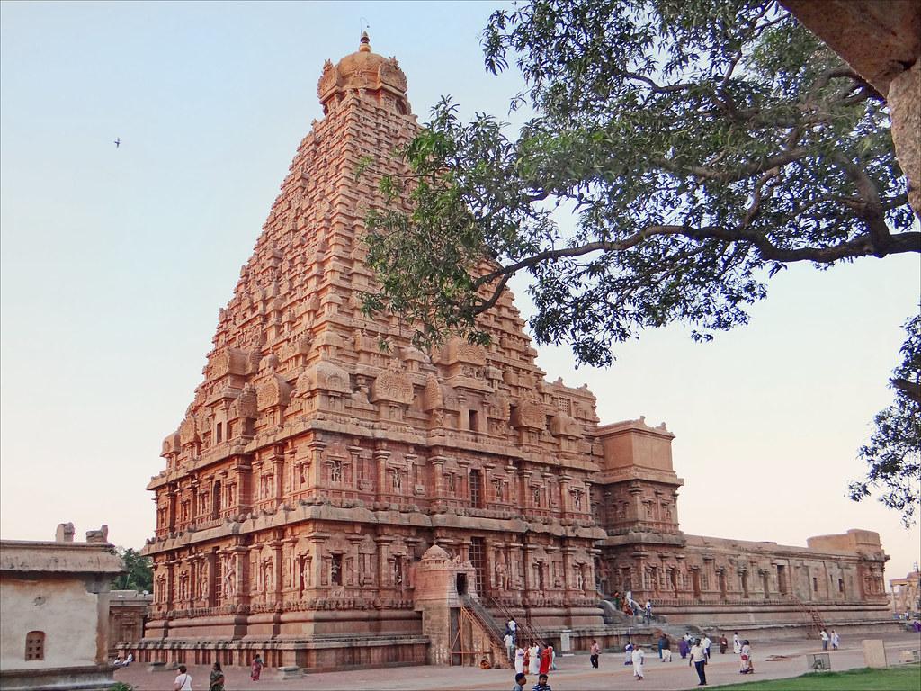 Man City 3d Wallpaper Le Temple De Brihadishwara Tanjore Inde Le Vimana