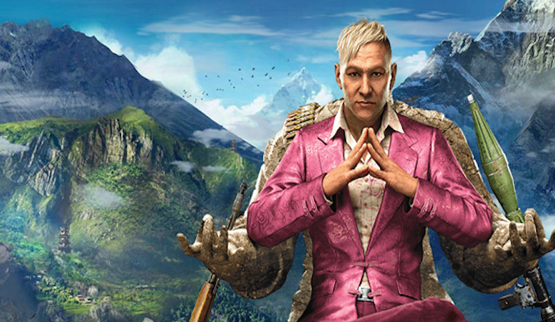 3d Girl Image Wallpaper Far Cry 4 Defines Insanity This Autumn Apparently