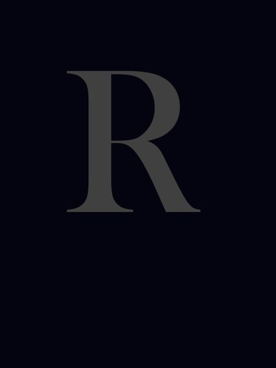 Letter R Wallpaper | An alphabetic character from rendered w… | Flickr
