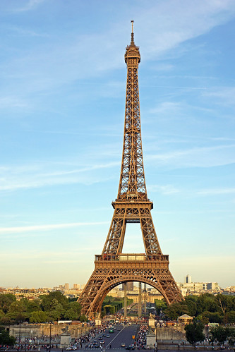 New 3d Hd Wallpaper Free Download France 000185 Eiffel Tower Early Evening Please No