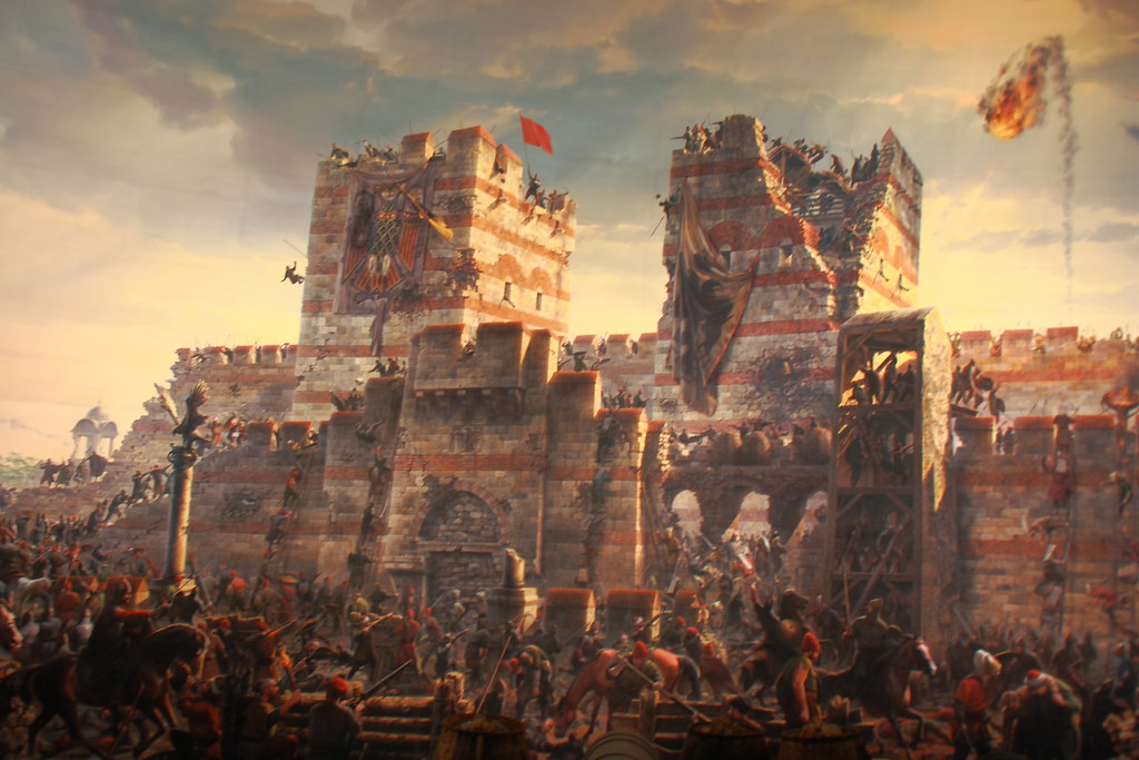 A Wallpaper Fall Fall Of Constantinople 1453 Istanbul Turkey Dmytrok
