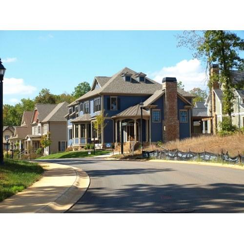 Medium Crop Of Single Family Homes