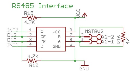 Rs485 Wiring Diagrams - Greatddnssde \u2022