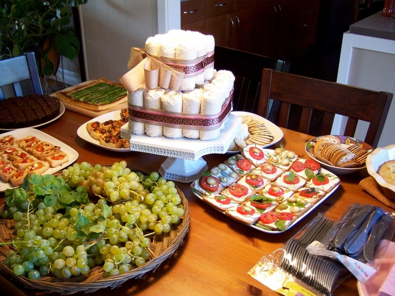 Large Of Baby Shower Appetizers
