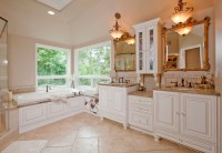 Master bathroom, completed 2009   By underframing the ...