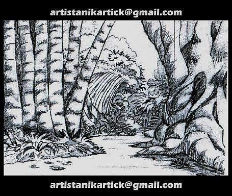 PENCIL Sketch work - Background sketch -12- Artist ANIKART\u2026 Flickr - background sketches