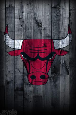 3d Chicago Bulls Wallpaper Chicago Bulls I Phone Wallpaper A Unique Nba Pro Team