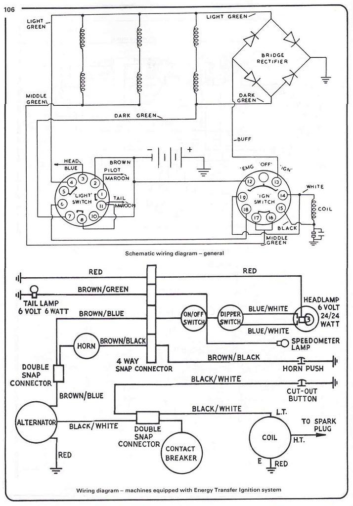 Wiring Diagram Triumph T90 Wiring Diagram