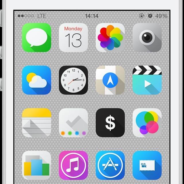 Solstice #theme available for #free in #Cydia Requires #W\u2026 Flickr