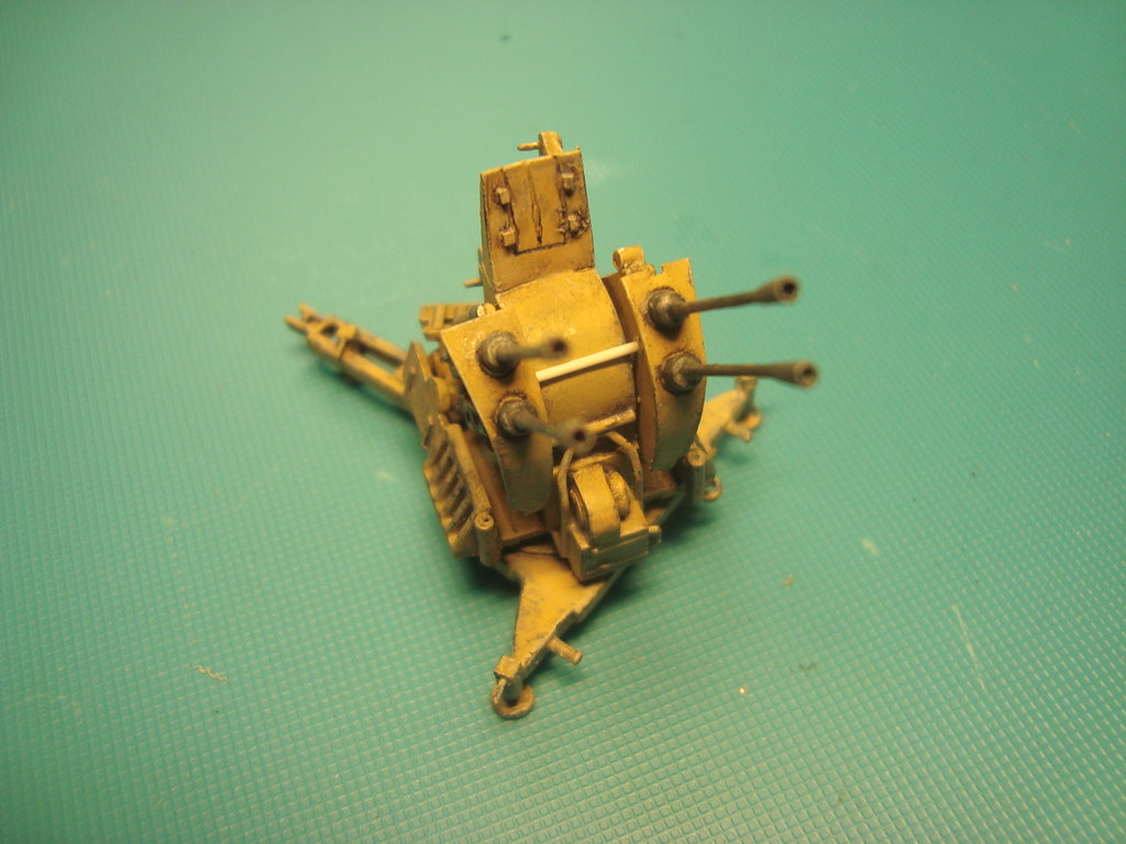 Siliconenkit Action Esci 1 72 Sd Kfz 11 And Flak 38 Vierling Page 4 The Airfix