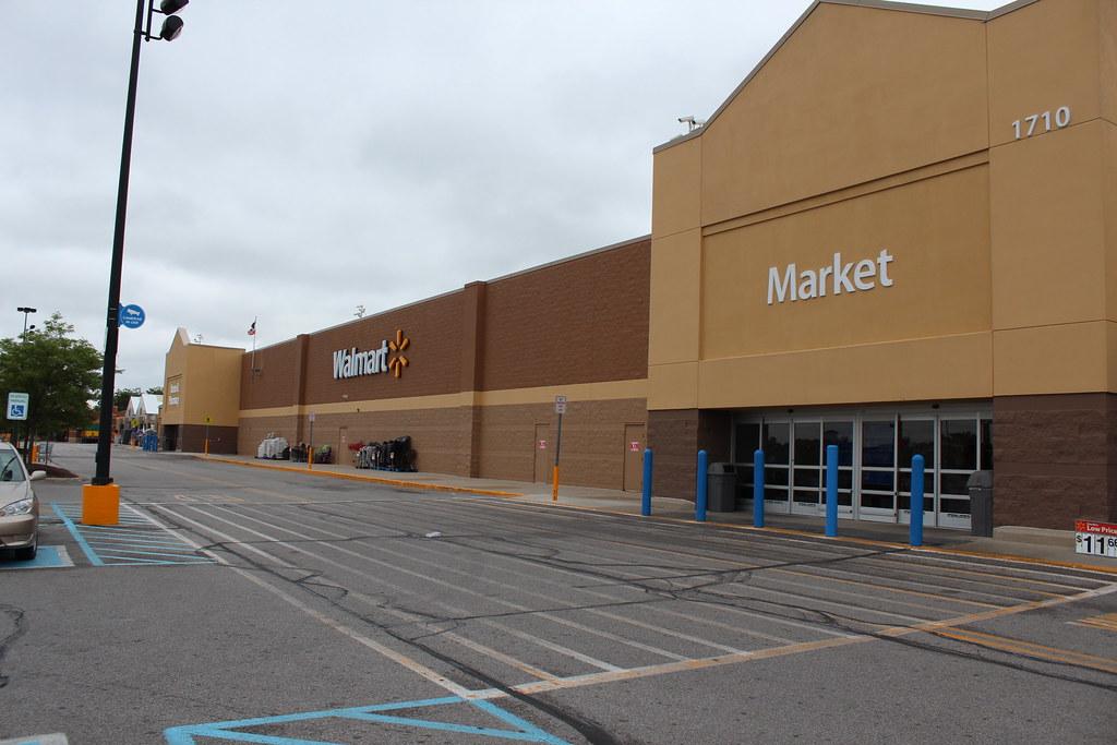 Wal*Mart Store 1804- Ft Wayne, IN 7/3/2014 Greg Alexander Flickr
