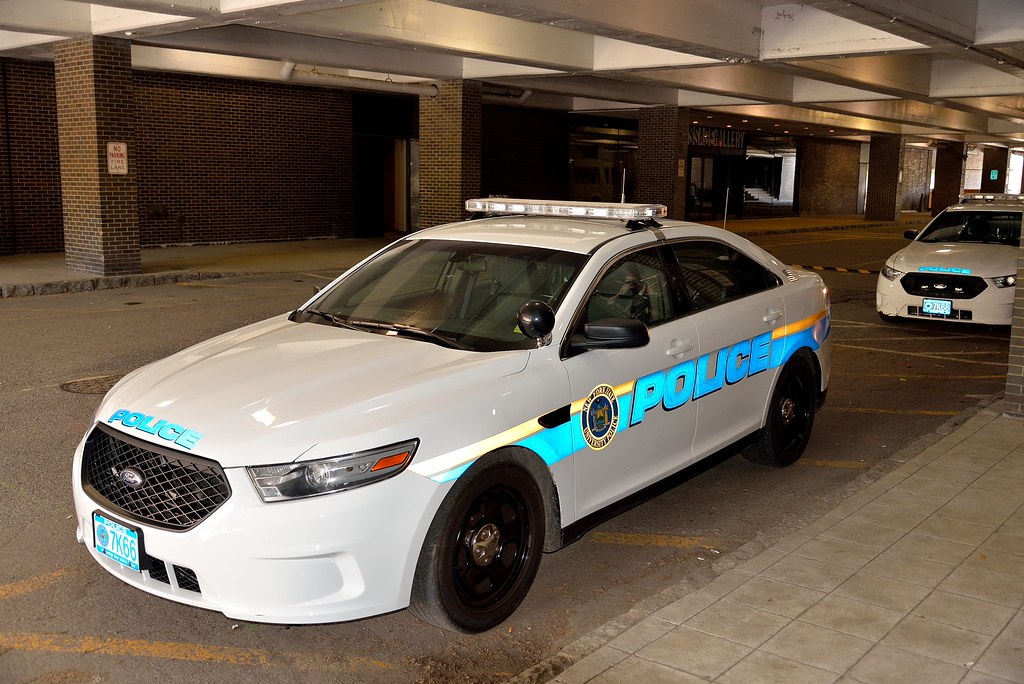 NYS University Police Ford Police Interceptor Flickr