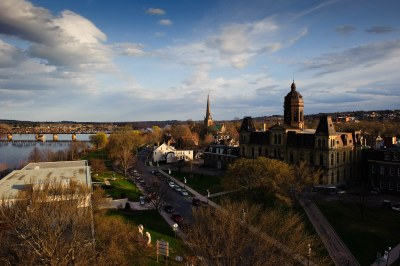Fredericton, New Brunswick, Canada, 2010 | View of the parli… | Flickr