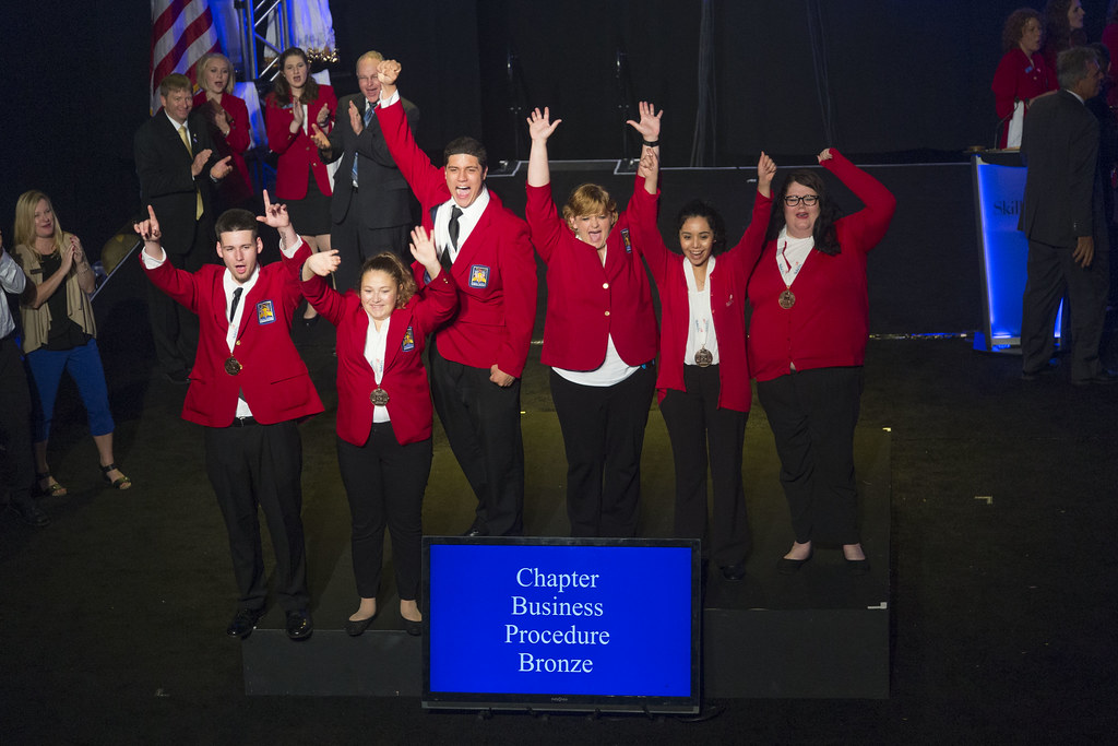 Chapter Business Procedure The 2017 SkillsUSA National Lea\u2026 Flickr