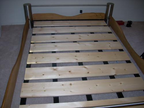 Bed Frame Mattress Holder Collaborateddesigns Flickr