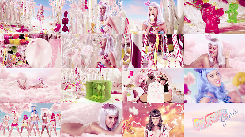 I Am In Love Girl Wallpaper Screenshots Katy Perry California Gurls Love This Video