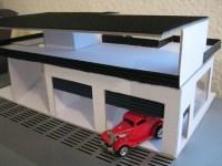 Hot Wheels Garage & Tuning shop under construction | Flickr