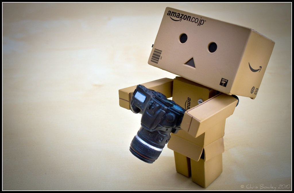 Love Cute Wallpaper Hd Danbo Arrives In The World With His Canon Today Is