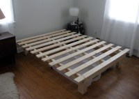 platform bed | Anthony built us this bed from ...
