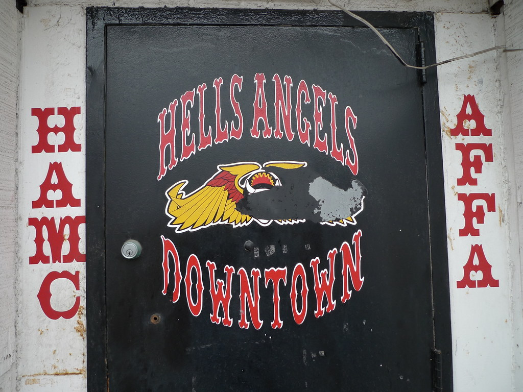 Some 3d Wallpapers Hells Angels Downtown Chris Huggins Flickr