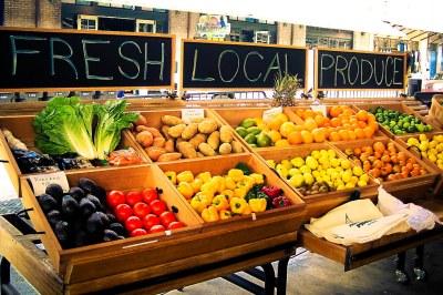 Fresh Local Produce | French Market, New Orleans | Kristi Logan | Flickr