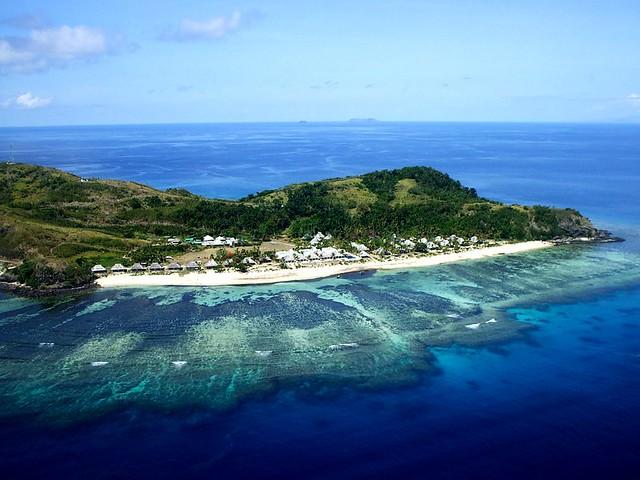 3d Scenery Wallpaper For Desktop Tokoriki Island As Seen From Our Island Hopper